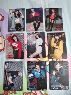 第 33 期  Twice Yes Card  白卡