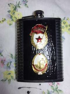 Genuine Russian Flask