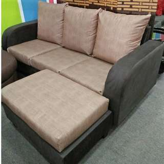 SOFA L-SHAPE PROMOTION / FREE DELIVERY!!!