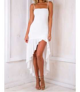 White ball dress for RENT