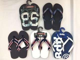 BODYTALK 沙灘人字拖鞋 EU41 工廠Sample/尾單貨