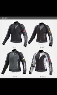 KOMINE MESH JACKET ON SALE
