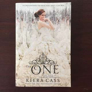THE ONE by Kiera Cass (Paperback)
