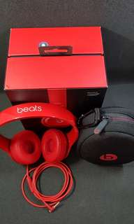 beats by Dre SOLO 2 - RED