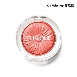 倩碧 CLINIQUE 小花腮紅 CHEEK POP fifi韓國免稅代購