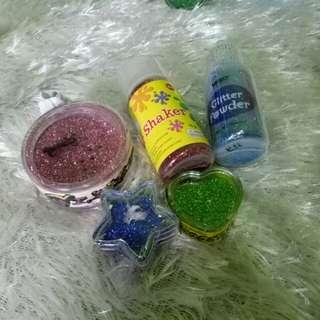 Glitter bundle