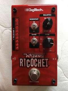 Digitech Whammy Ricochet Pitch Shifter Pedal
