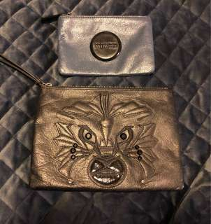Authentic Mimco Pouches