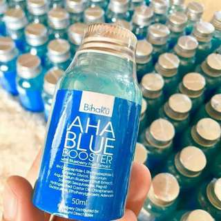 AHA Blue