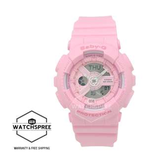 FREE DELIVERY *CASIO GENUINE* [BA110-4A1)] 100% Authentic with 1 Year Warranty! BA-1104A1 BA-110-4A1 BA1104A1