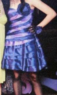 Party Dress Purple