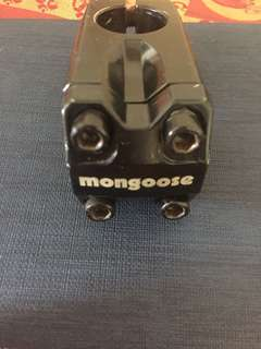 Mongoose stem
