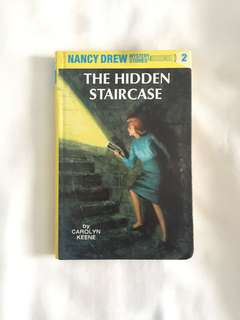 The hidden staircase by Nancy drew