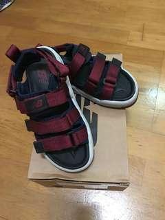 New balance涼鞋22~23(全新)