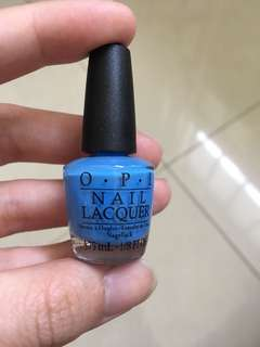Opi blue 3.75ml