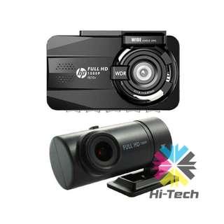 HP F870X+RC3 前後雙錄旗艦級全高清行車記錄器-香港行貨 HP f870x+rc3 Car Camcorder 1 WTY
