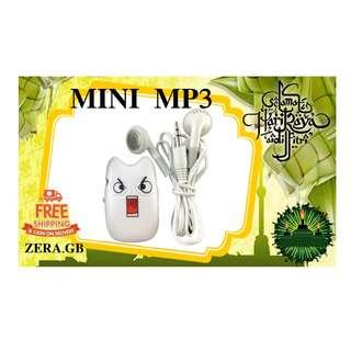 MINI MP3 CARTOON