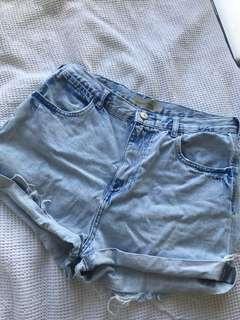 *PRICE DROP*Top shop shorts