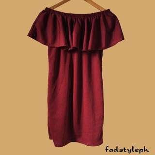 CLEARANCE SALE!! Off-shoulder Dress