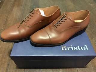 Pre-loved Bristol Leather Shoes (Bellamy)