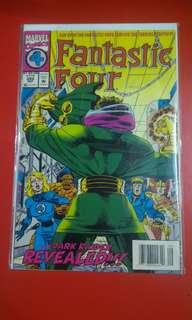 Fantastic Four #392