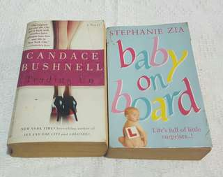 Book Bundle: Trading Up & Baby on Board