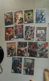 DC Batman Justice League comic
