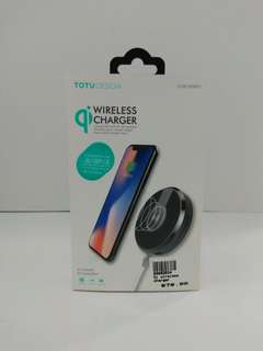 🚚 TOTU Design Wireless Charger