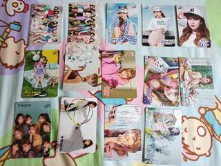 Twice Yes Card Yes 卡 白卡