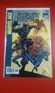 Fantastic Four Tales #1
