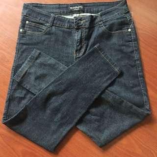 Preloved Whoops Jeans