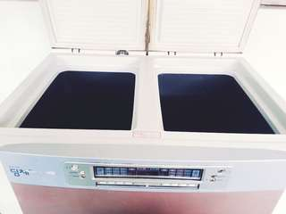 for sale 2 door korean chiller 220v