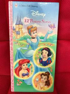 Disney Princess compilation.