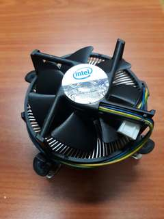 Heat Sink with Fan