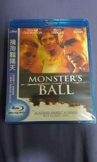 Blu ray 孽愛傷痕  荷爾芭莉 比利卜科頓 台版