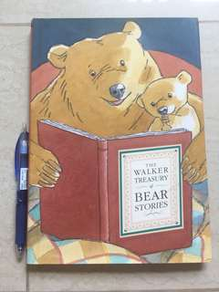 The Walker Treasury Of Bear Stories
