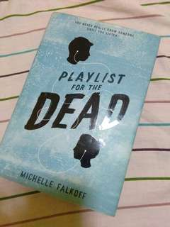 PRE-LOVED NOVELS: PLAYLIST OF THE DEAD