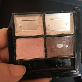Eyeshadow revlon 4 warna