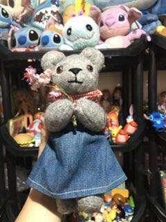 Sylvanian stuffed toy