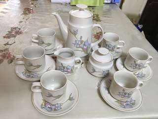 Two sets of Tea Cups. Highest offer secures.
