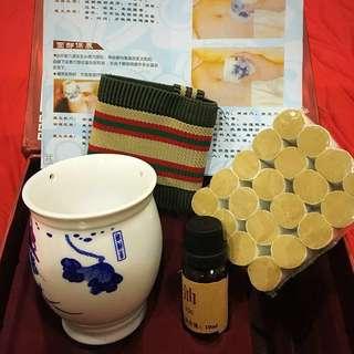 Chinese Traditional Moxibustion Set
