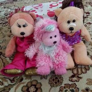 Beanie toys girly