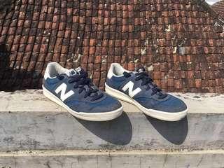 Original New Balance 300 Revlite Suede Navy blue