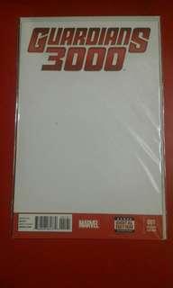 Guardians 3000 #1 Blank