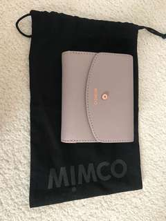 Mimco Philomena Small Continental Wallet