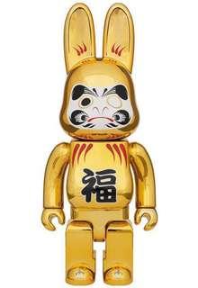 R@BBRICK 達磨 金(GOLD) 400%