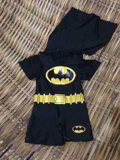 Batman Costume with Detachable Cape