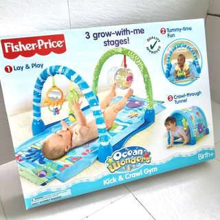 New Fisherprice playmat