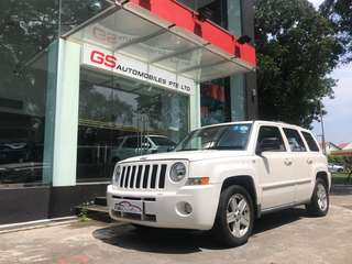 Jeep Patriot Limited 2.4 Auto