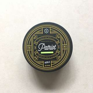 Mint Green Pomade